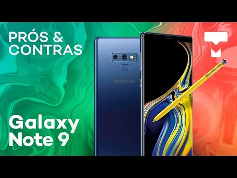 Samsung Galaxy Note 9: 5 prós e contras em relação aos concorrentes - TecMundo
