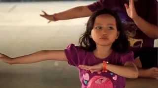 Belajar Tari Rampak, Sanggar Seni Panjimas Ibu Yuti Banyumas