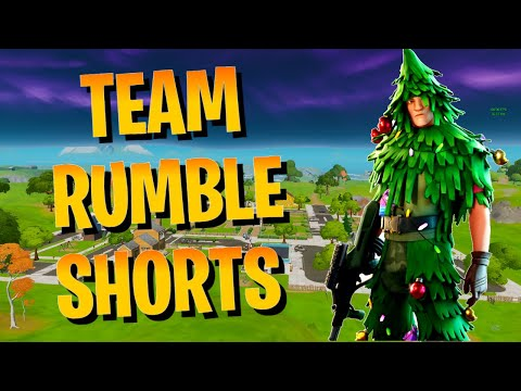 Team Rumble Shorts -  Fortnite Season 2 Chapter 2 Game Play