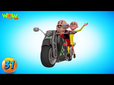 Motu Patlu funny videos collection #31 - As seen on Nickelodeon thumbnail