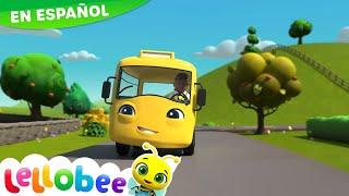 NUEVA CANCIÓN | Las Ruedas del Autobús | Dibujos Animados | Little Baby Bum en Español