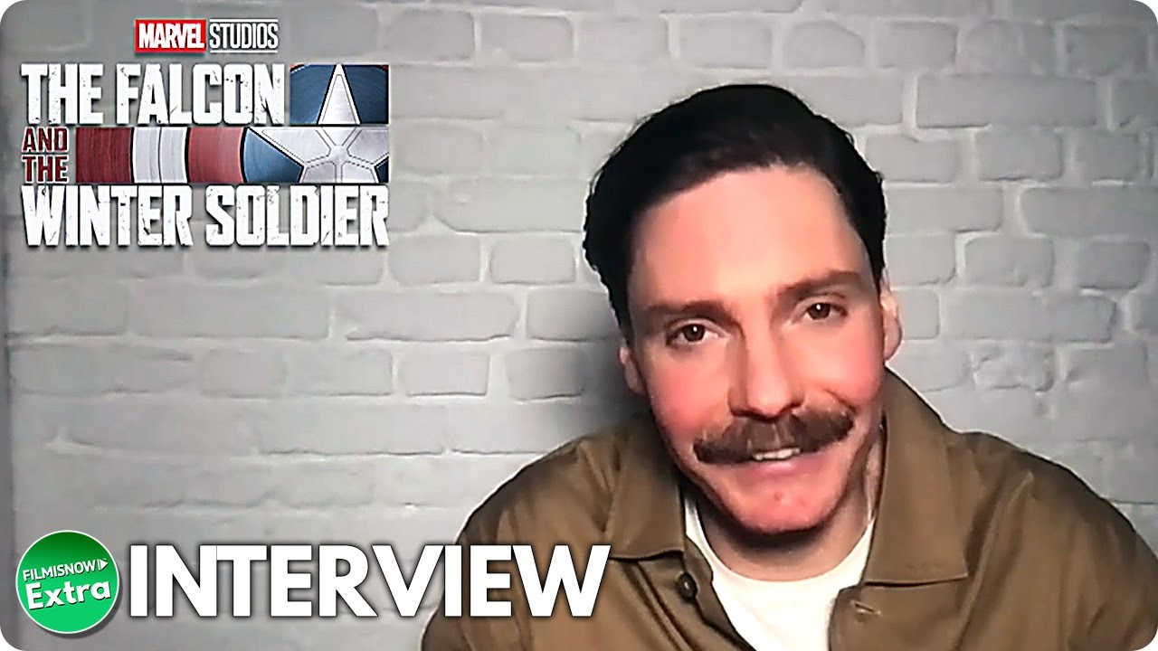 THE FALCON AND THE WINTER SOLDIER | Daniel Brühl Official Interview