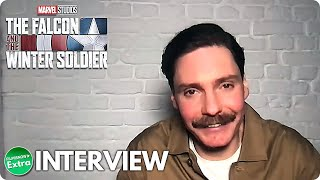 THE FALCON AND THE WINTER SOLDIER   Daniel Brühl Official Interview