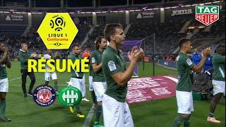 Toulouse FC - AS Saint-Etienne ( 2-3 ) - Résumé - (TFC - ASSE) / 2018-19