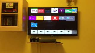 Setting Up New Sony Bravia 4K HDR 43