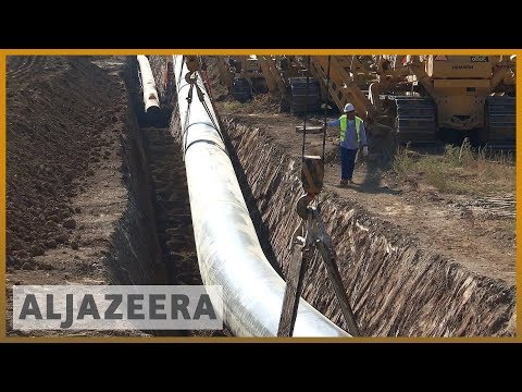 🇬🇷Greece builds pipeline to transport natural gas from Caspian Sea l Al Jazeera English