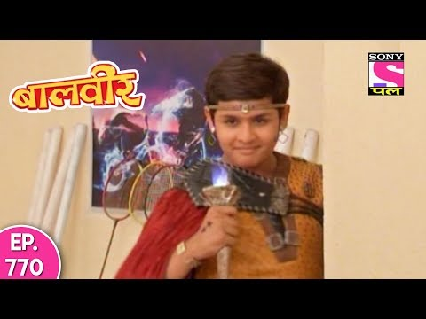 Baal Veer - बाल वीर - Episode 770 - 4th November, 2017 thumbnail