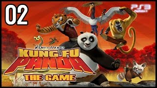 Kung Fu Panda (The Video Game) - Part 2