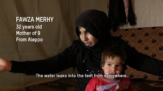 Download Mp3 Syria Crisis: Winter In Lebanon's Bekaa Valley - Oxfam Is There