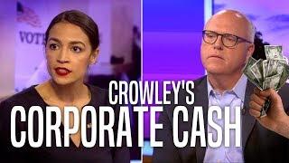 Alexandria Ocasio-Cortez Calls Out Joe Crowley's Corruption in Debate