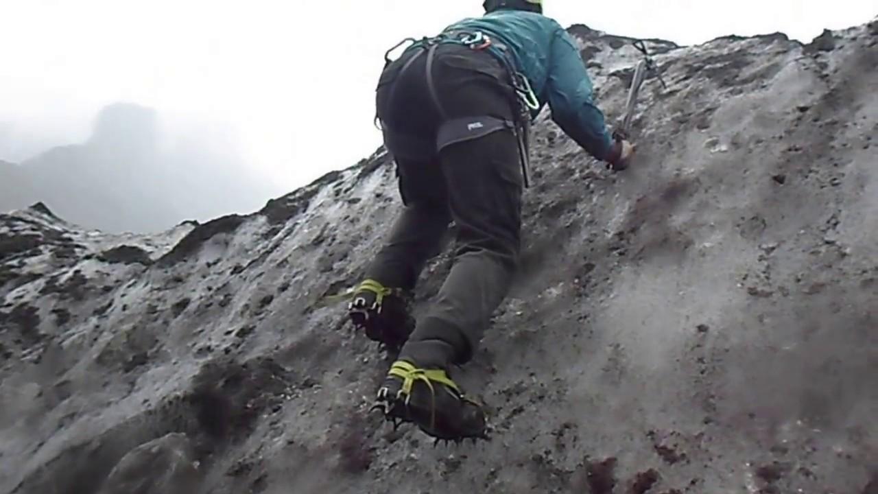 2017 Ventisquero Negro - escalada 1/2 (Rio Negro)