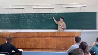 Алгебра - 8.04 [ПМИ 1к]