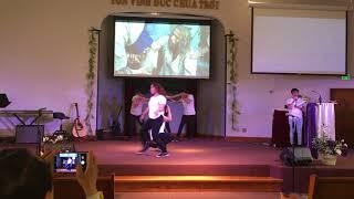 Phục Sinh 2018: Múa Con Đương Thương Khó - Dance Via Dolorosa