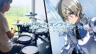 Sword Art Online: Alicization - ReoNa【トウシンダイ】- Drum Cover/を叩いてみた