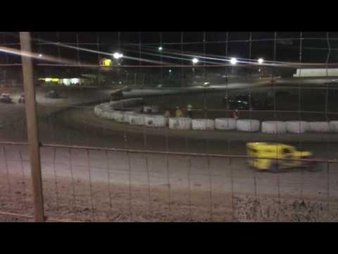 Marysville Raceway Park  Dwarf Car Main 7/30/16