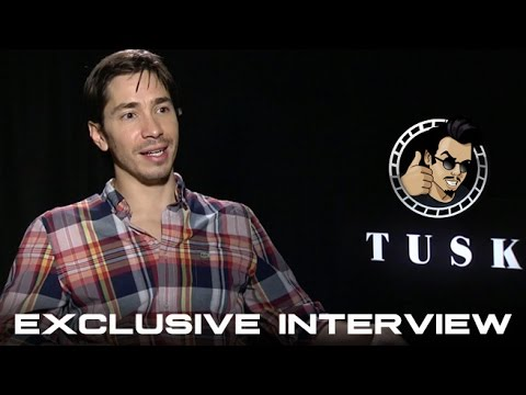 Justin Long Interview - Tusk (HD) 2014 - YouTube