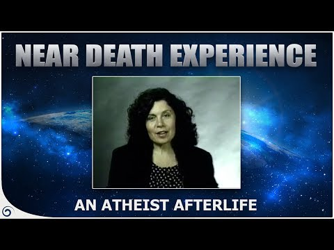 Atheist reunites with her dead Grandmother - NDE