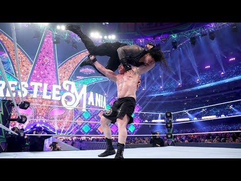 WrestleMania 34 im Live-Review! So krass war die Show in New Orleans im REVIEW   PWRadio   22.4.18