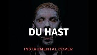 Rammstein - Du Hast Instrumental Cover (Live Version)
