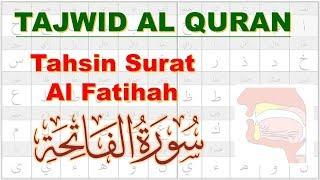 Belajar Tajwid & Tahsin Surat Al Fatihah   Aisar   Ustadz Abu Hamid Fauzi bin Isnen