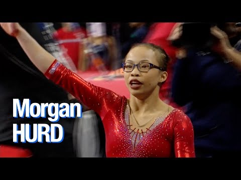 2018 American Cup Highlights Women - Artistic Gymnastics Individual All-Around World Cup Series