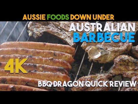 How to Cook an Australian BBQ (Barbeque) | Aussie Foods Down Under