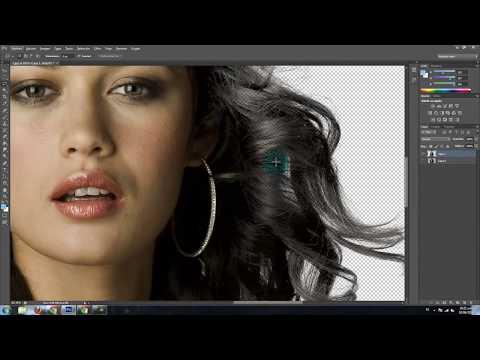 Cómo hacer un recorte perfecto en Photoshop