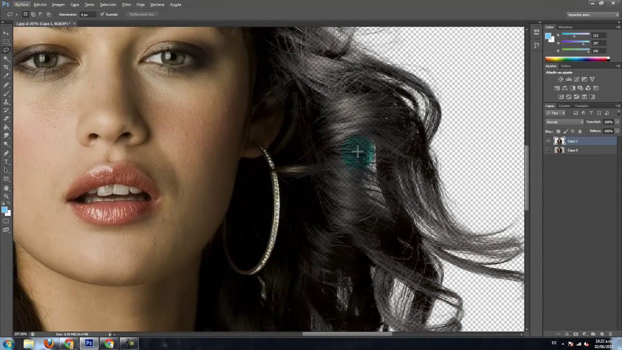 ... Perfecto de Imagen en Adobe Photoshop CS6 | Español | FunnyDog.TV