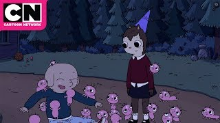 Summer Camp Island | Frozen Time | Cartoon Network
