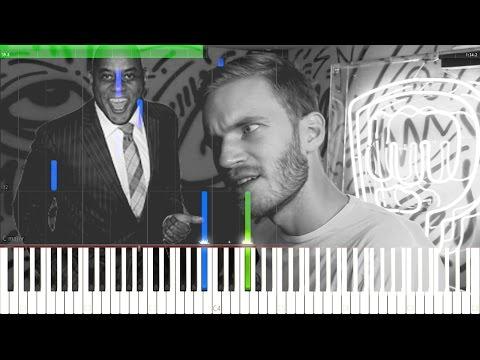 Peaceful Pianos 18 - Martin Klem (Pewdiepie's Sad Music) [Syntheisa Piano Tutorial] thumbnail