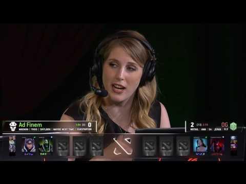 The Boston Major Grand Final: OG vs Ad Finem Game 3