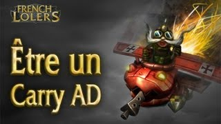 FrenchLolers - Être un carry AD [League of Legends] - Corki