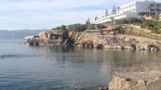 Крит, отель Сенсимар Минос Палас(, 2013-05-16T12:43:23.000Z)