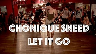 Chonique Sneed - Let It Go | Hamilton Evans Choreography