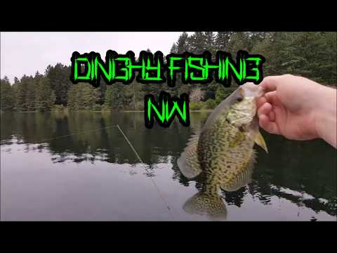 Oregon Crappie Fishing At Its Best!