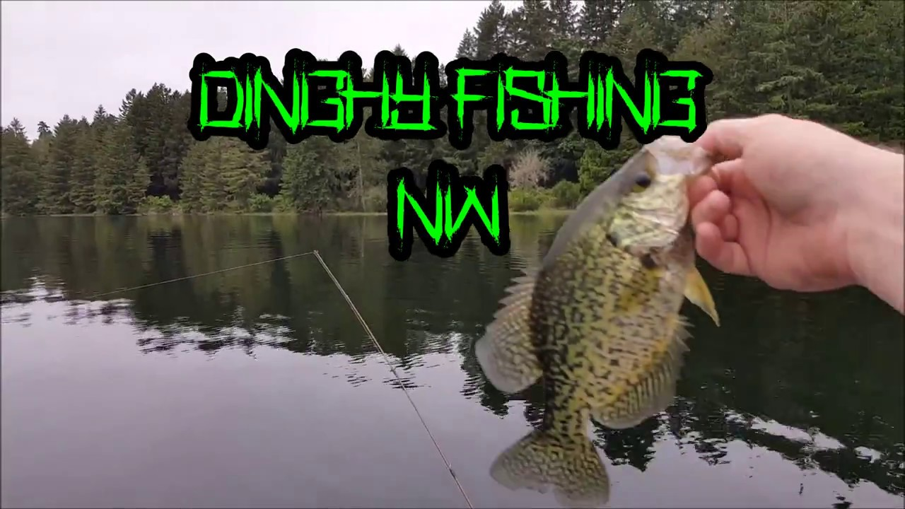 Oregon crappie fishing at its best youtube for Oregon free fishing day 2017