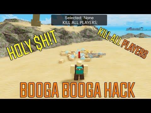 Roblox Booga Booga Hack New Auto-Kill,Fly,Jump,INF.Gold,Free...