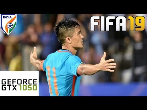 FIFA 19 INDIA (Players Rating & Gameplay)