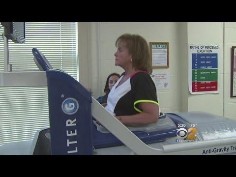 Dr. Max Gomez: Anti-Gravity Treadmill