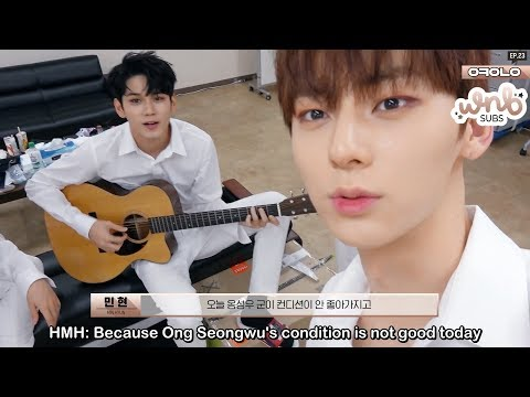 [ENG SUB] 180804 Okay Wanna One Ep 23 - Overseas Tour Behind (Japan & Jakarta Episode) By WNBSUBS