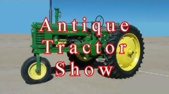 Antique Tractor Show, Apache Junction, AZ  --  2019