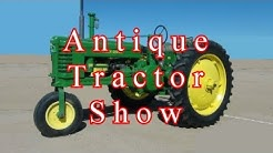 Antique Tractor Show, Apache Junction, AZ  --  2019