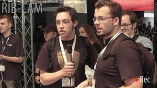 Monster Lab Wii - Games Convention 08 Preview in HD - 1/2