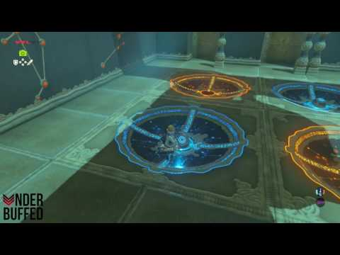 [Zelda BotW] Keo Ruug Shrine Guide (All Chests)