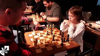 Never underestimate the little russian girl playing chess