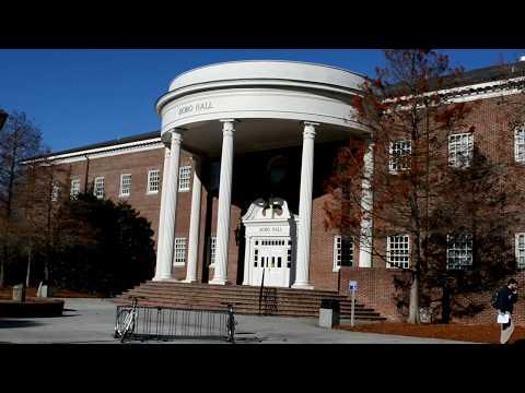 University of North Carolina at Wilmington - Campus Tour