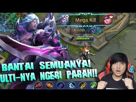 Martis Emang Hero Beringas!! OP Parah!!   Mobile Legends Indonesia #72