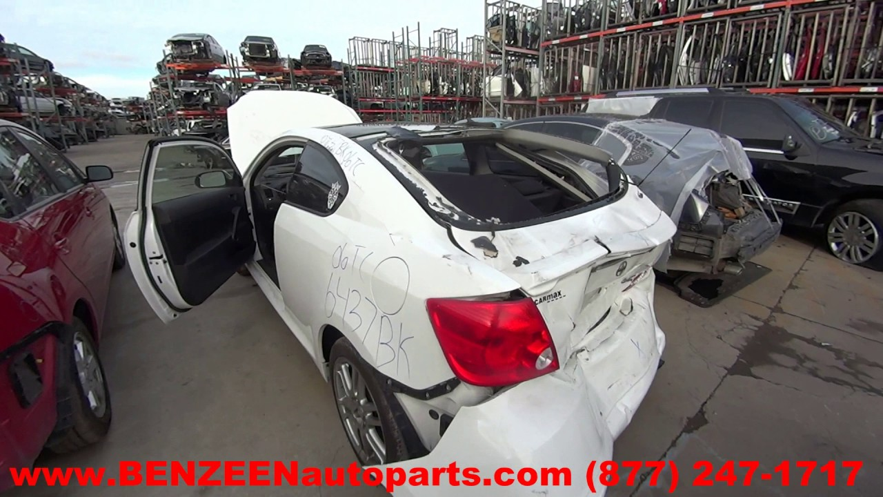 2006 Scion Tc Parts For Sale 1 Year Warranty Youtube