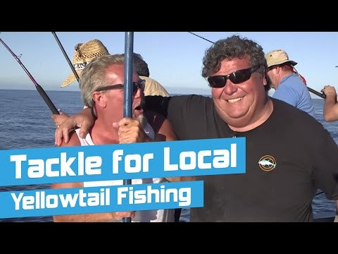 Suggested Tackle For Local Yellowtail Fishing By Dan Hernandez | SPORT FISHING