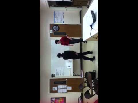 Skeels Christian School: jake and johns dance off